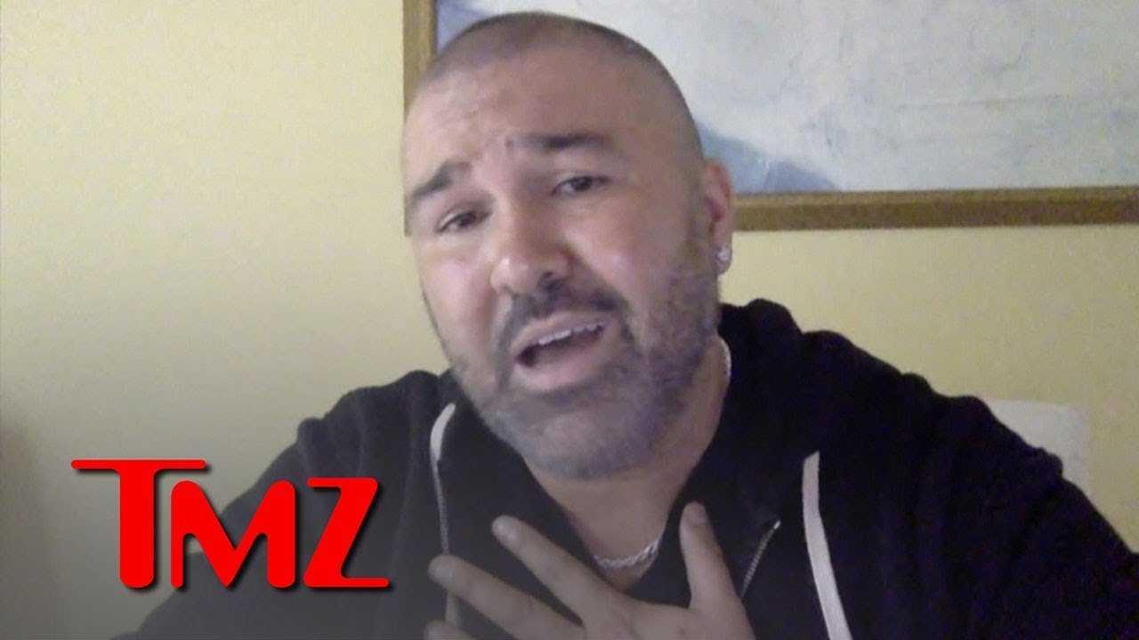 Color Me Badd's Mark Calderon Wants Bryan Abrams to Get Help for Booze | TMZ