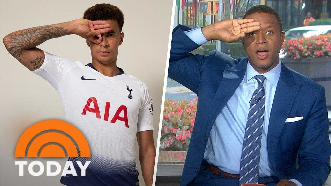#DeleAlliChallenge: Why This Crazy Hand Gesture Is Driving The Internet Mad | TODAY
