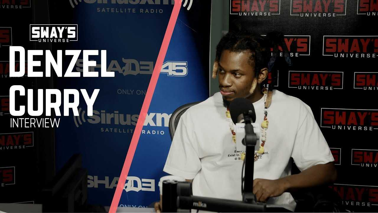 Denzel Curry on New Project TA1300 and Tour