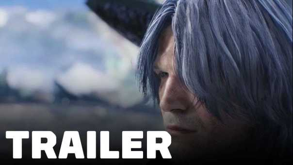 Devil May Cry 5 Release Date Trailer – Gamescom 2018