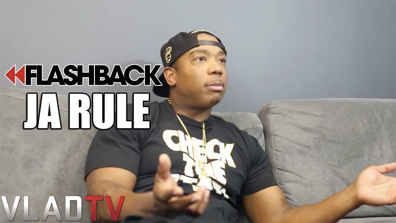 Flashback: Ja Rule on Being Fine With J. Lo Saying N-Word on Song