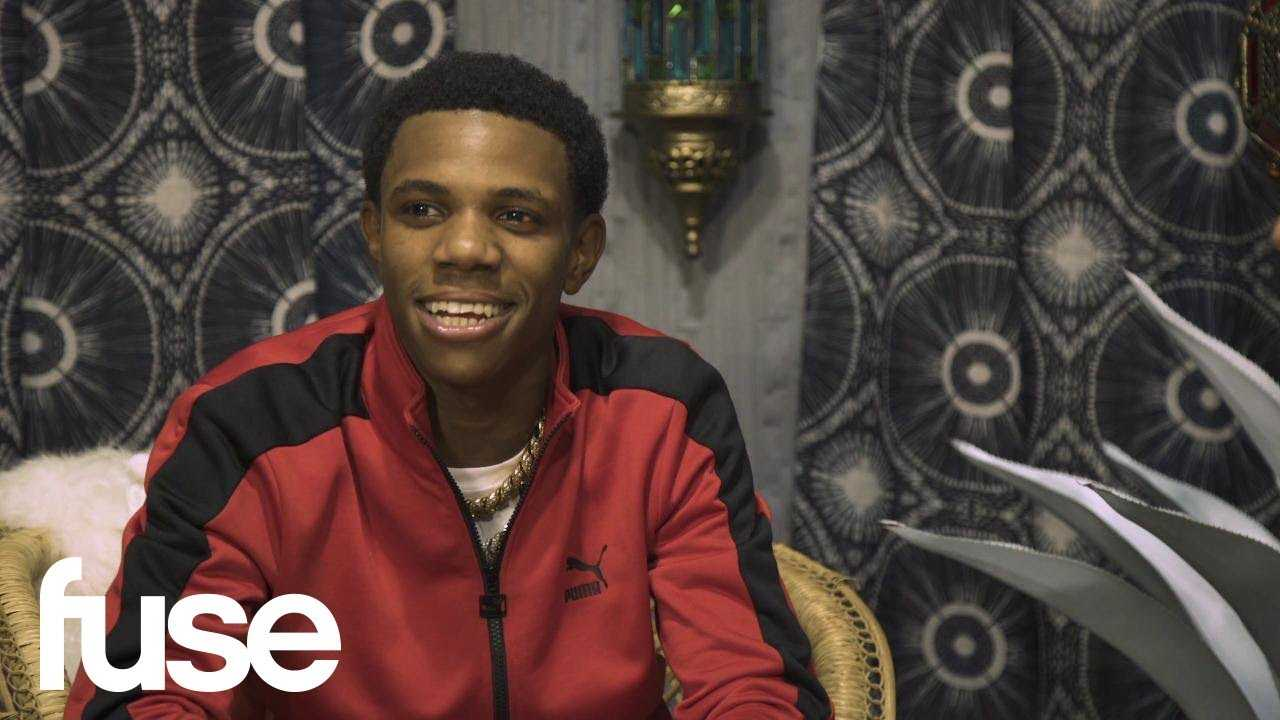 Fresh Off The Stage With A Boogie Wit Da Hoodie | Lollapalooza 2018