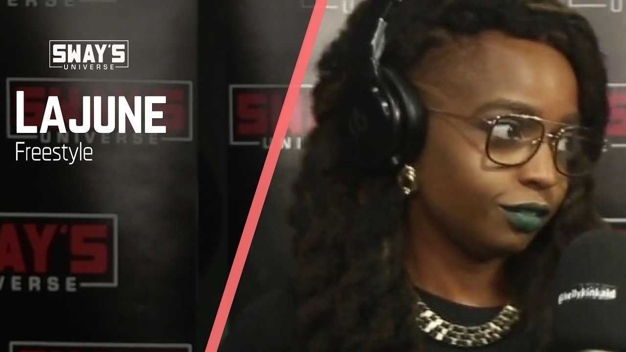 Friday Fire Cypher: Former Freestyle Friday Champ, LaJune spits on Sway In The Morning