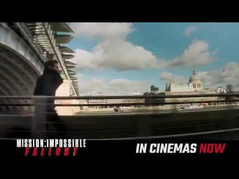 Get tickets to see the action-packed #MissionImpossible