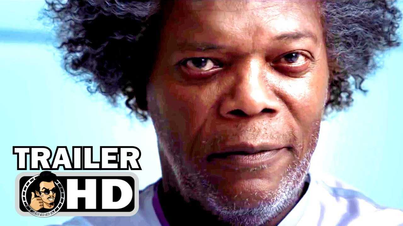 GLASS Trailer #1 (2019) M. Night Shyamalan, Bruce Willis SDCC Movie