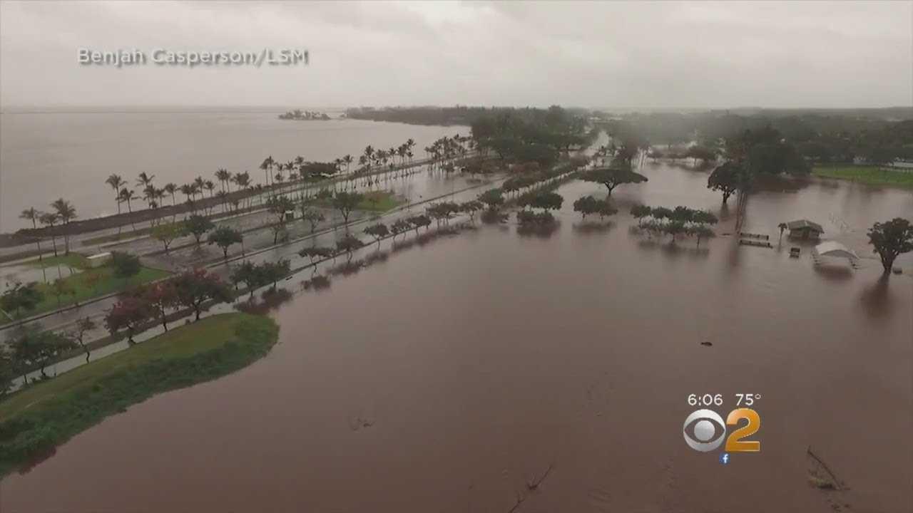 Hurricane Lane Is History