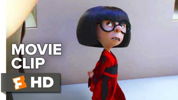 Incredibles 2 Movie Clip – Edna (2018) | Movieclips Coming Soon
