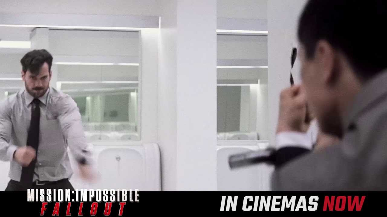 Insane action. Nail-biting suspense. #MissionImpossible