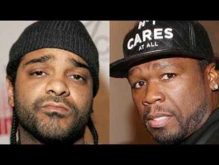 Jim Jones SHREDS 50 Cent To PIECES?!?!