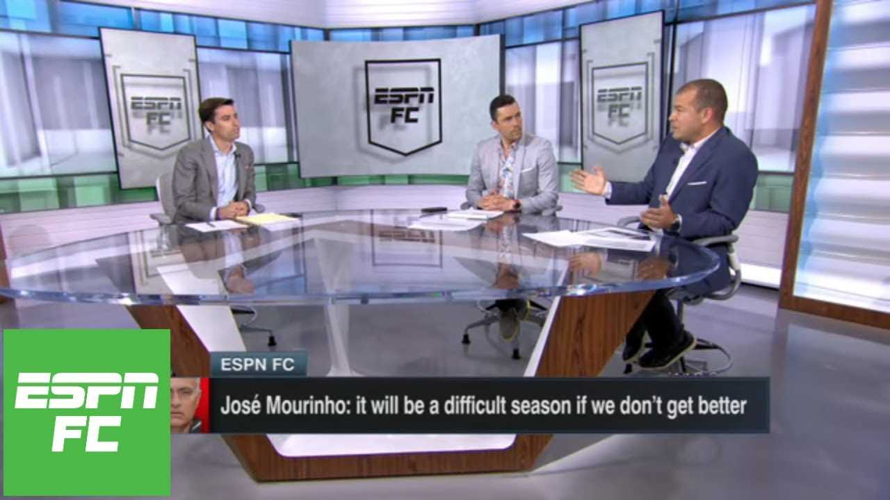 José Mourinho sending a message to Manchester United's board? | ESPN FC | ESPN