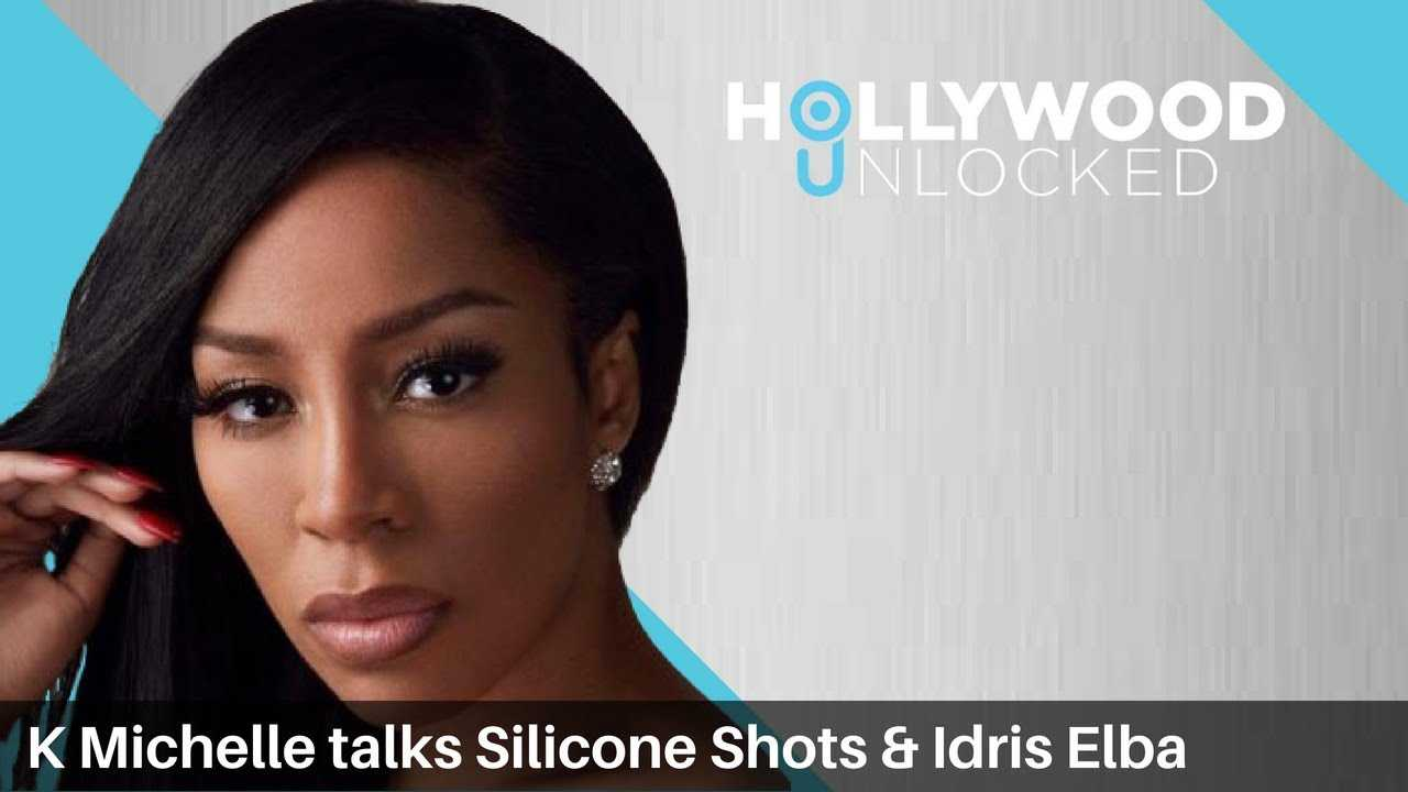 K Michelle Says Idris Elba Gave Amazing Head & Talks First Experience with Silicone Shots