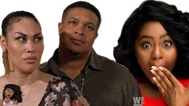 Keke Wyatt's Ex Husband And His NEW Chick CLAPBACK at Haters