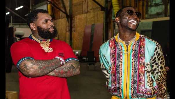 Kevin Gates & Gucci Mane Link Up In Los Angeles