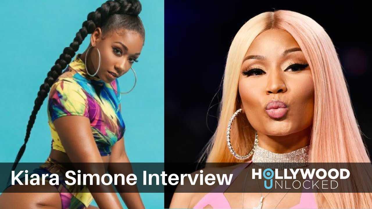 "Kiara Simone Accuses Nicki Minaj of Stealing Her Bars on ""Barbie Dreams"""