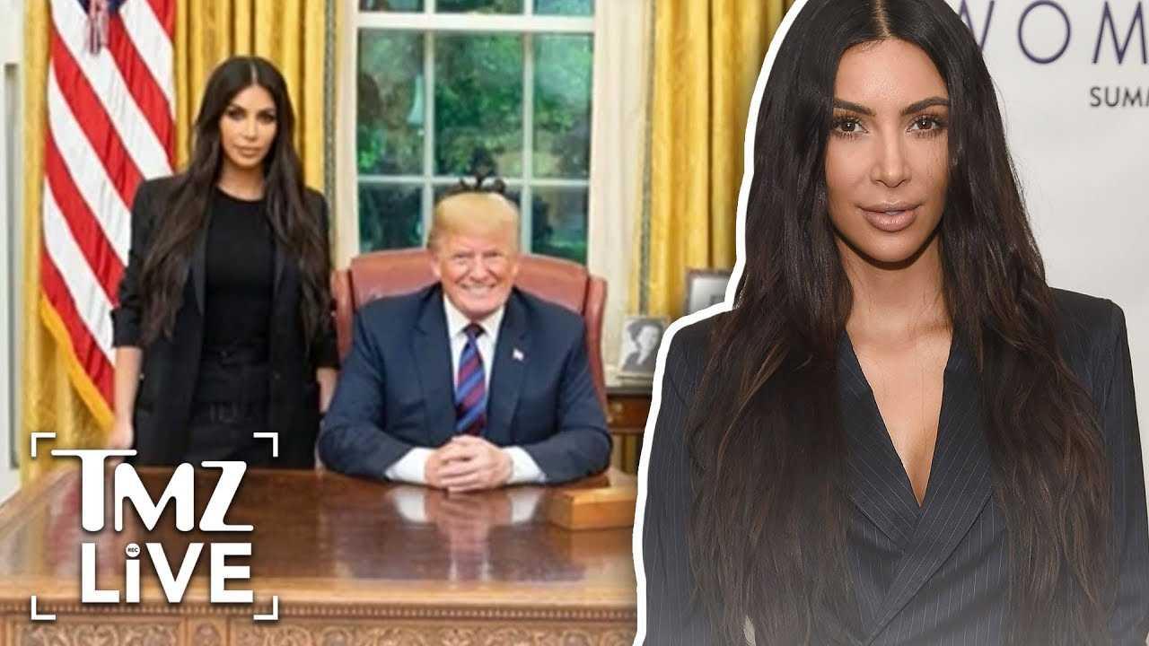 Kim Kardashian Mission Accomplished! | TMZ Live