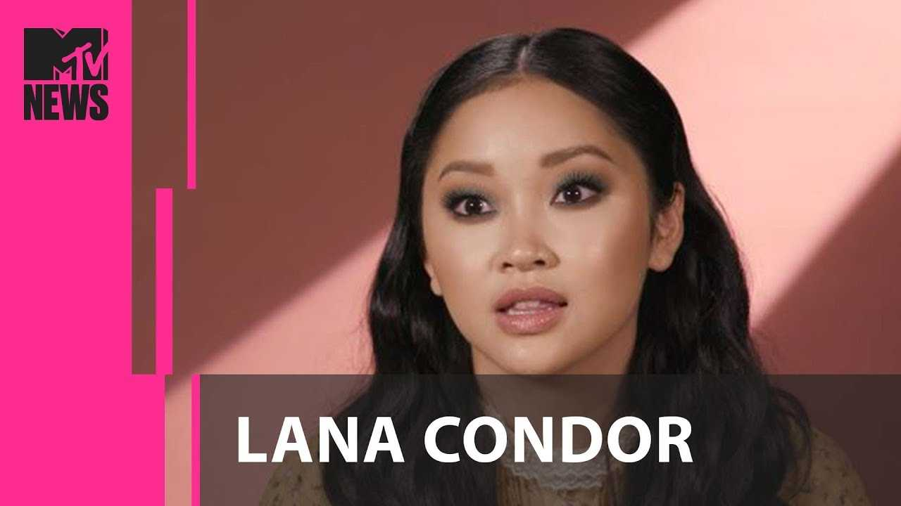 Lana Condor on Asian Representation in Hollywood | MTV News
