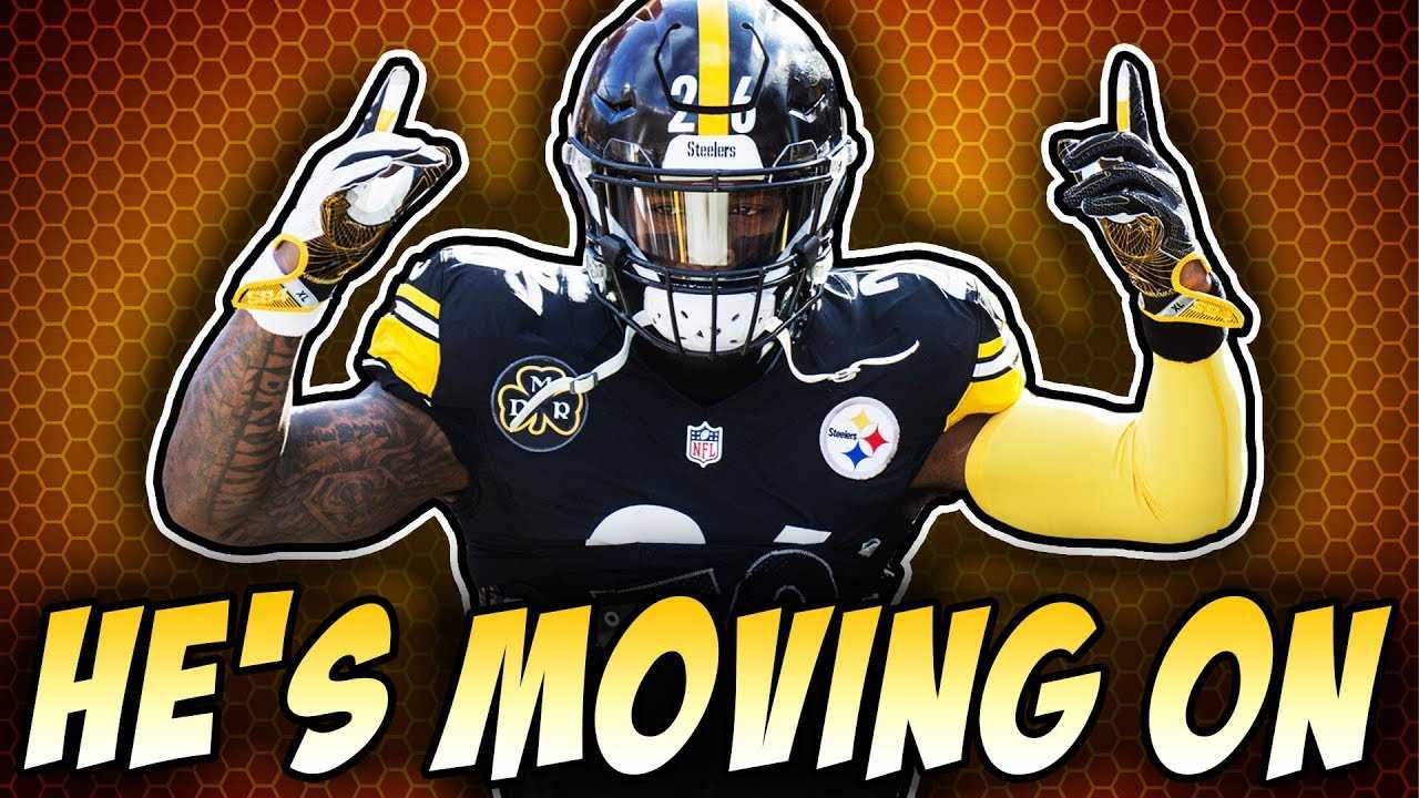 Le'Veon Bell Apologizes To Steelers Fans, Bets On Himself