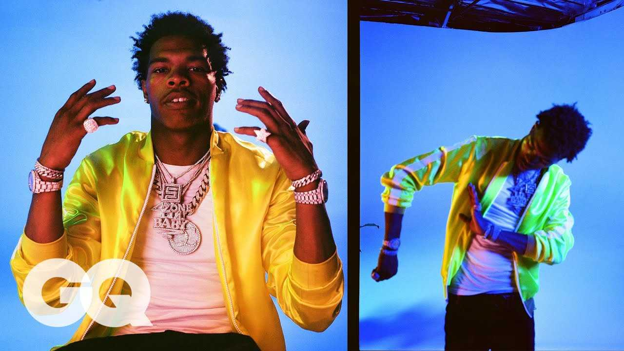 Lil Baby Shows Off His Insane Jewelry Collection   On the Rocks   GQ
