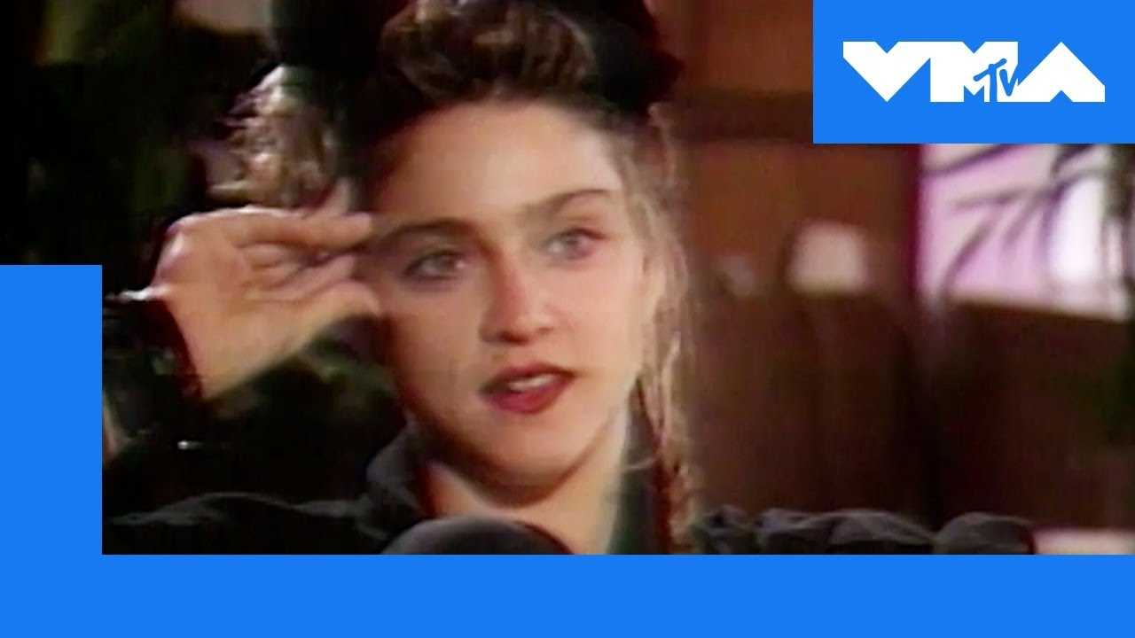 Madonna Wants to Conquer the World (1984) | 2018 Video Music Awards