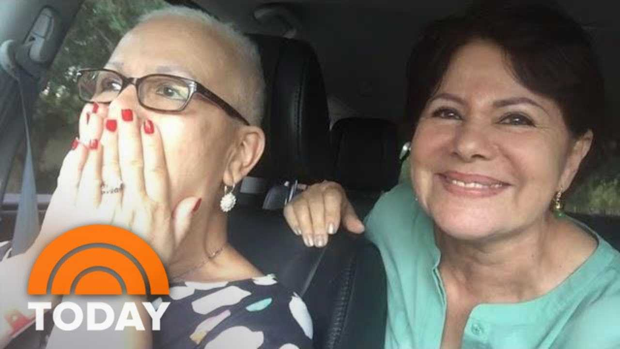 Neighbors Help Florida Woman Celebrate Final Chemo Treatment | TODAY