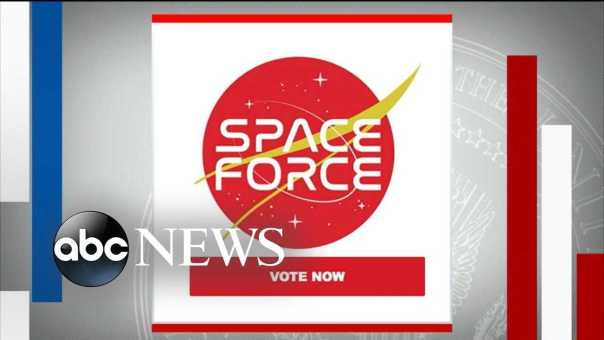 Pentagon requests  billion for Space Force