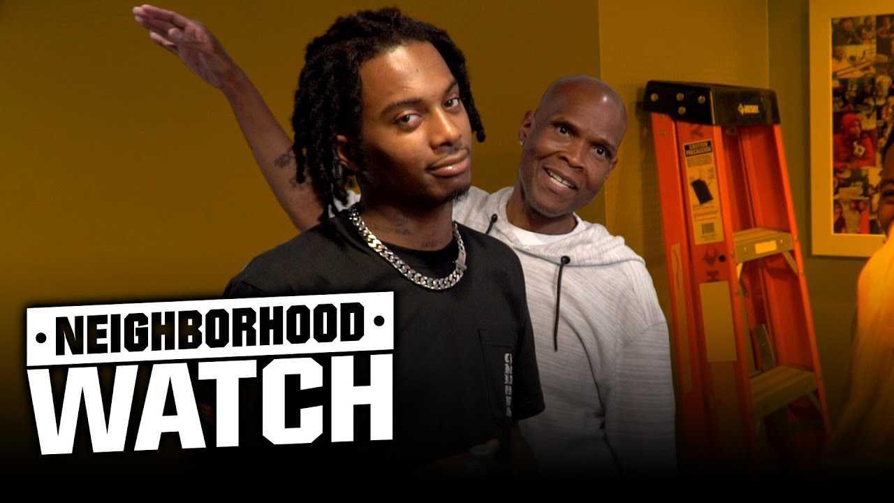 Playboi Carti Carpool | Neighborhood Watch