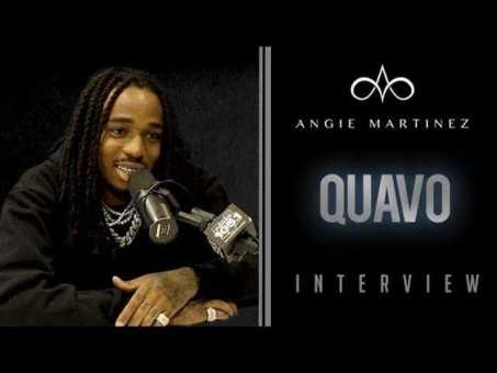 "Quavo Talks Touring With Drake, Making ""Apesh*t"" for The Carter's [Interview]"