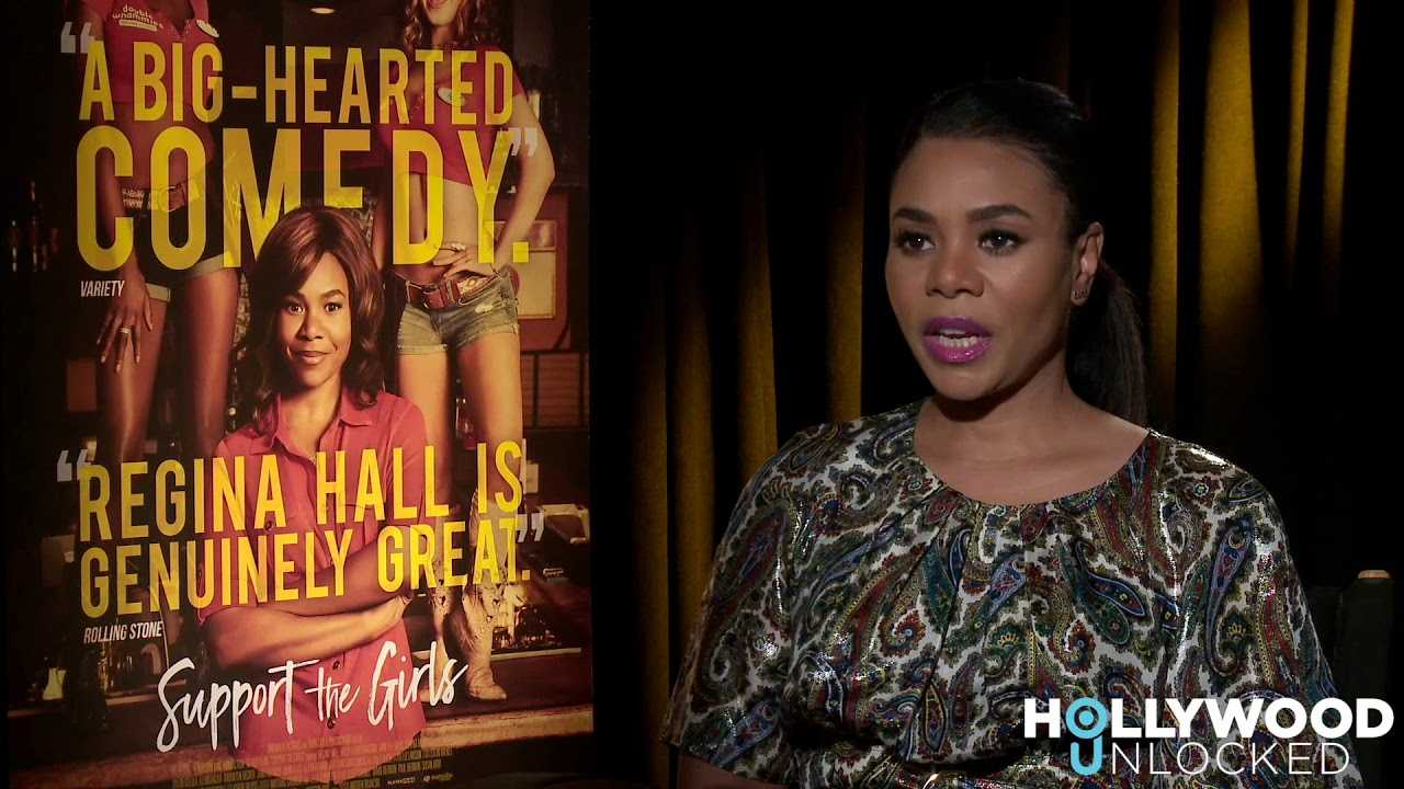 "Regina Hall Gives Us The Keys to Her New Film ""Support The Girls"""