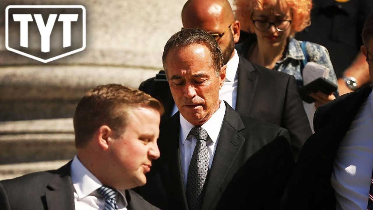 Republican Congressman Arrested