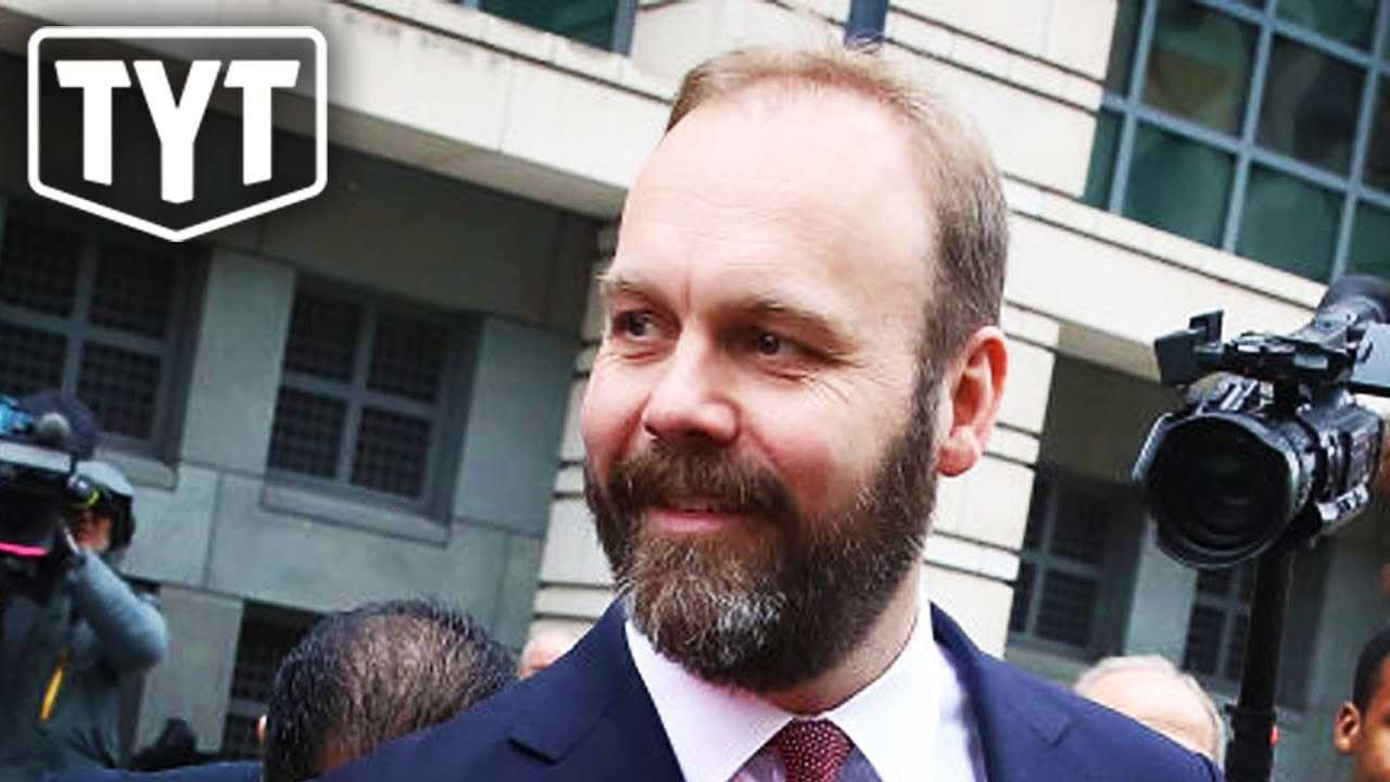 """Rick Gates Admits To Doing """"Some Crimes"""" With Paul Manafort"""