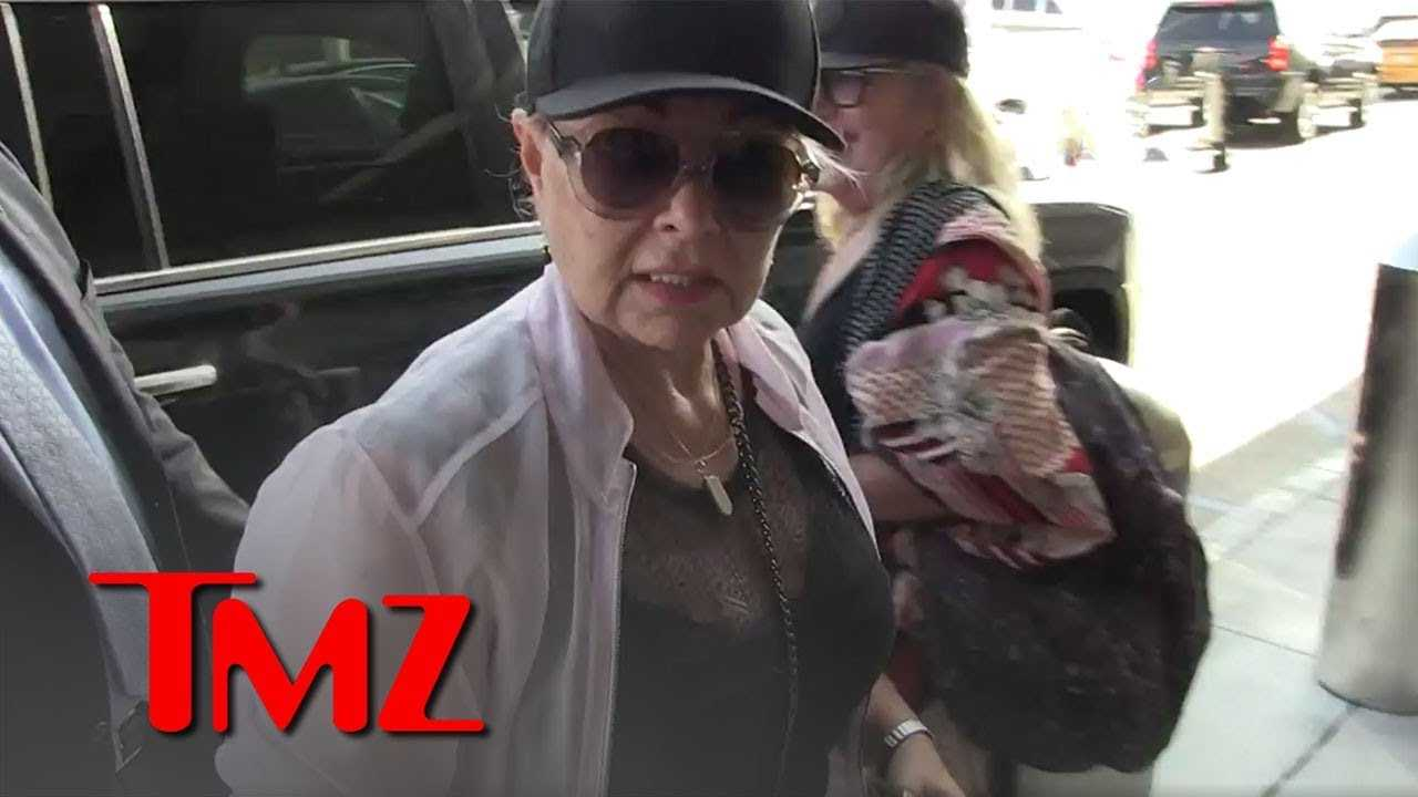 Roseanne Barr Wants a Sit-Down with Valerie Jarrett in the Nude | TMZ