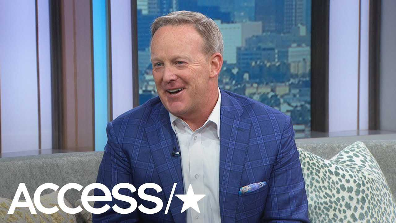 Sean Spicer Says He Doesn't Miss The Podium At All: 'It Takes Its Toll Emotionally & On Your Family'