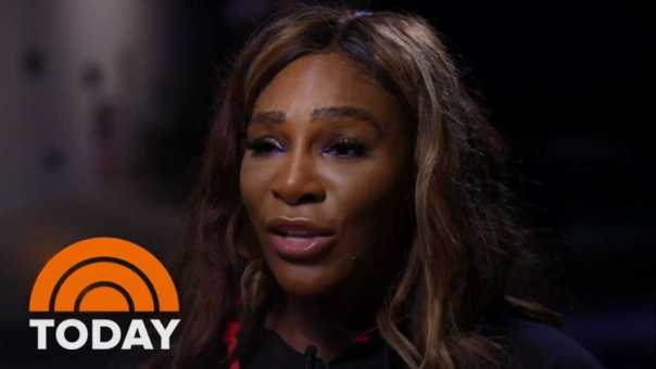 Serena Williams Acknowledges She Relies On Social Media For Mom Advice And Support | TODAY