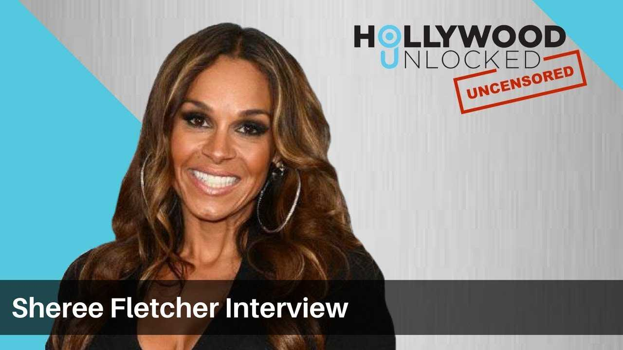 Sheree Fletcher talks Marriage to Will Smith & Blended Families on Hollywood Unlocked [UNCESNORED]