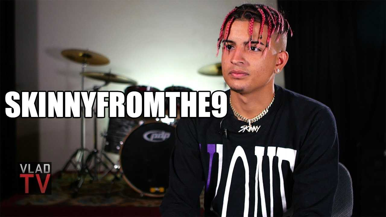 Skinnyfromthe9 Explains Why He Didn't Get Face Tattoos After Tatting His Body (Part 7)