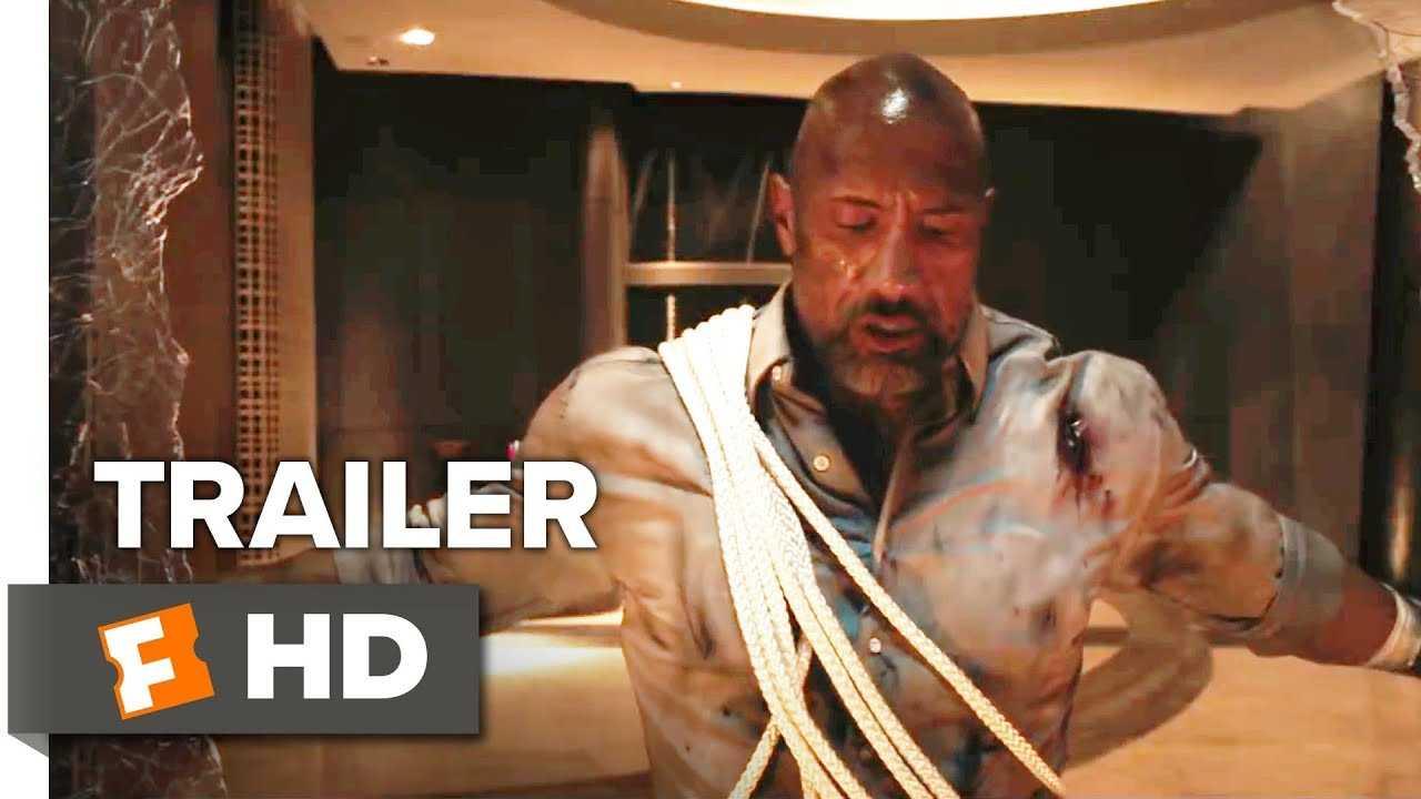 Skyscraper Trailer #3 (2018) | Movieclips Trailers
