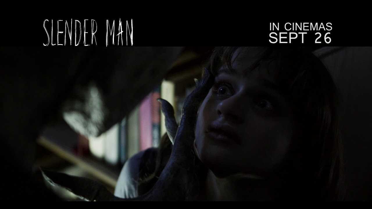 SLENDER MAN - WANTED