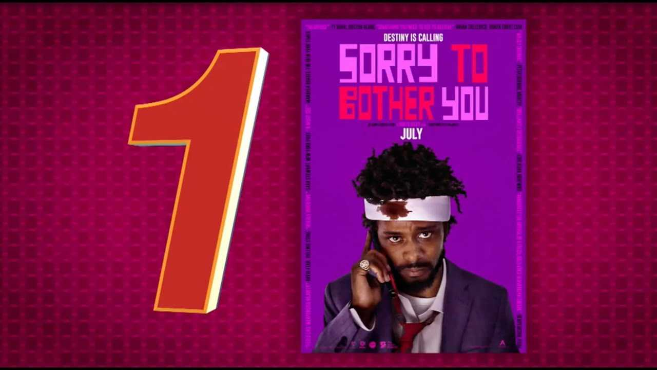 """""""Sorry to Bother You"""" Tops Wendy's Hot 5"""