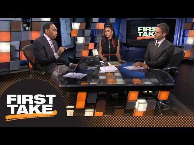 Stephen A., Max react to Maryland President's press conference | First Take | ESPN