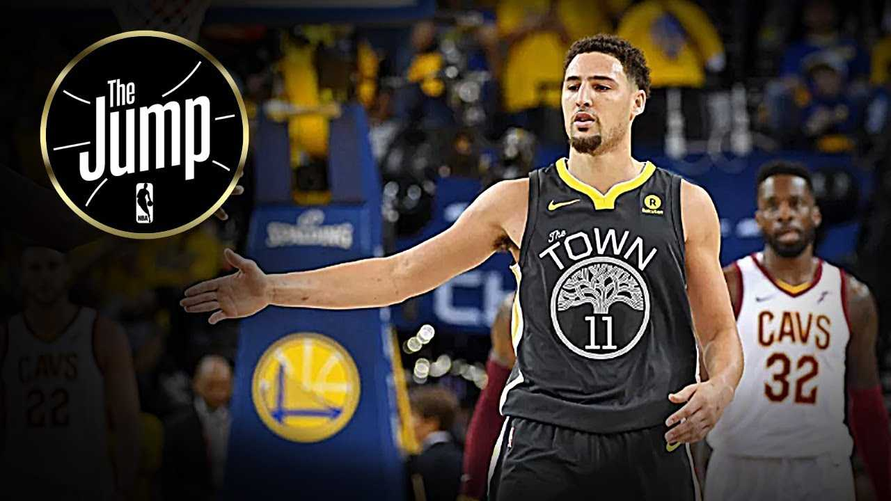 T-Mac Says Klay Thompson Should Punish Cavs Strategy To Double Team Curry & Durant | The Jump