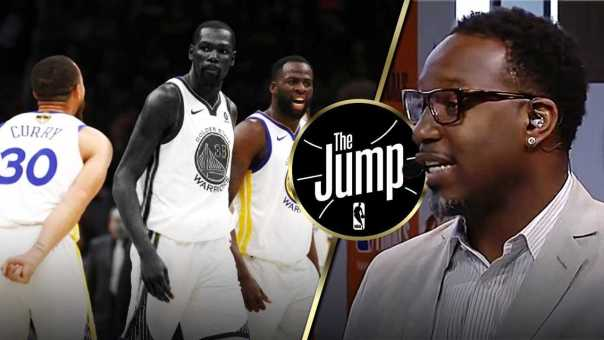 T-Mac Thinks This Cavs Team Could Beat Golden State Without Kevin Durant | The Jump