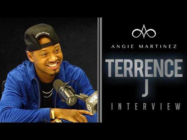 """Terrence J Talks VMA Red Carpet, Messiest Situation on """"SafeWord"""" + More!"""