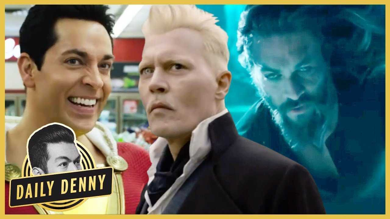 The Best Trailers Of Comic-Con 2018   Daily Denny