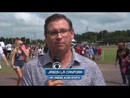 Time to Schein: Jason La Canfora talks Sam Darnold debut