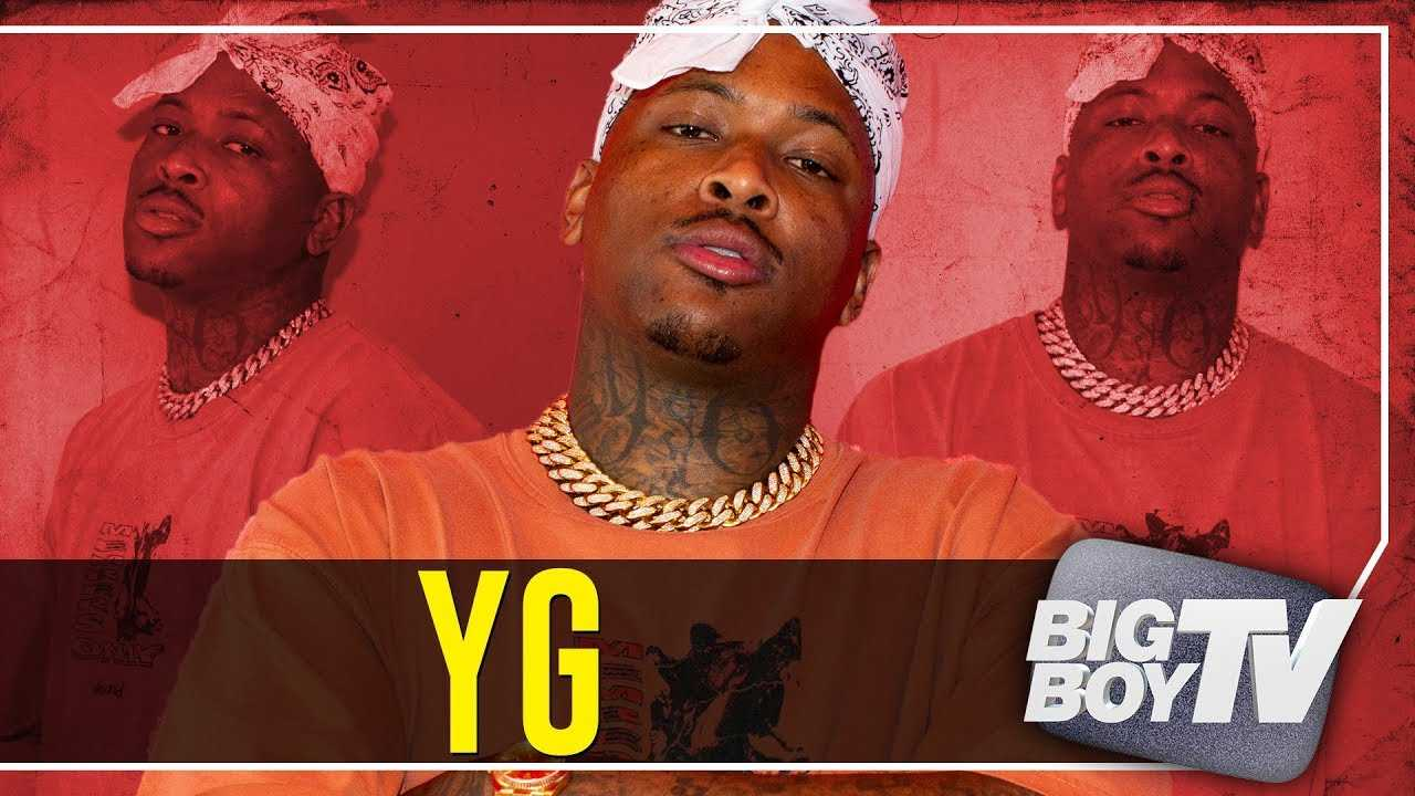 YG on 'Stay Dangerous', F**k Donald Trump pt. 2?, Fashion & More!