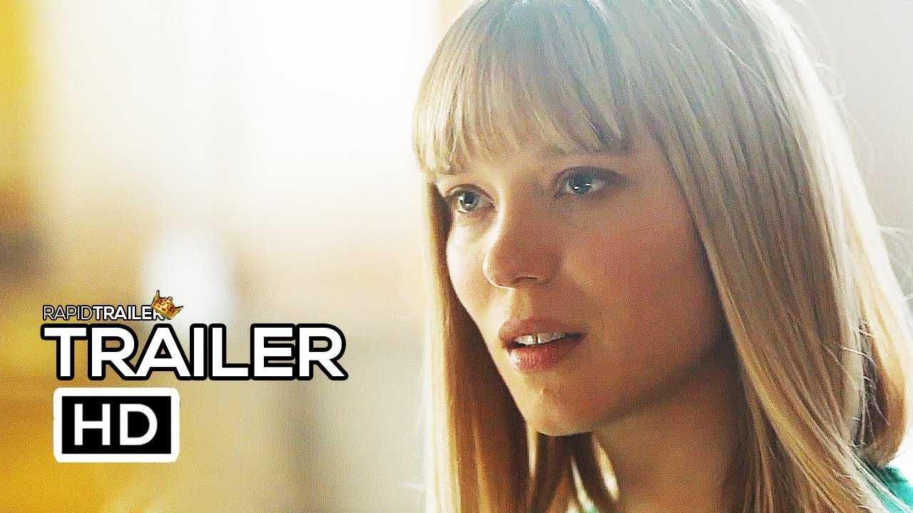 ZOE Official Trailer (2018) Léa Seydoux, Ewan McGregor Movie HD