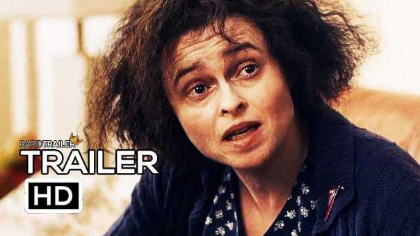 55 STEPS Official Trailer (2018) Helena Bonham Carter, Hilary Swank Movie HD
