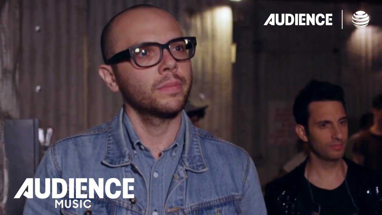 A Great Big World: Behind the Scenes | AUDIENCE Music | AT&T AUDIENCE Network