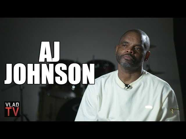 AJ Johnson Growing Up in Compton, Joining the Crips at 16, Beef with Pirus (Part 1)