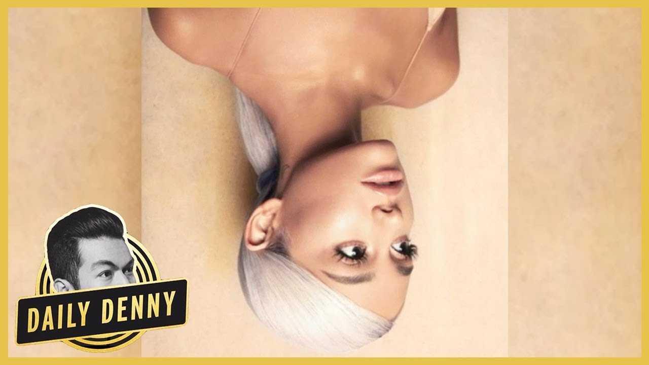Ariana Grande Drops Sweetener Album Including Pete Davidson Track   #DailyDenny